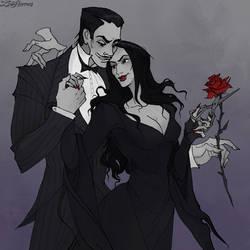 Be my Goth Valentine