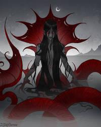 Vampire Mermaid