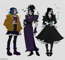 Strange and Unusual Girls