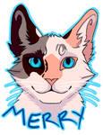 Merry Badge