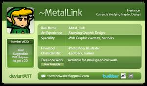 Metal_Link DeviantART ID by MetalLink