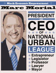 Marc Morial poster