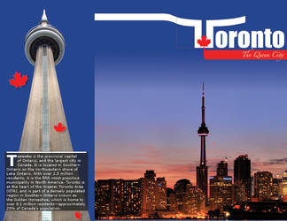 Toronto Trifold 1: Revised by MetalLink