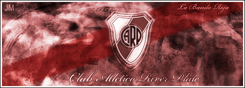 River Plate - La Banda Roja by Juanme