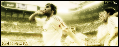 Real Madrid F.C by Juanme