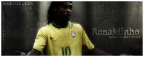 Ronaldinho Gaucho by Juanme
