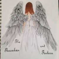 The Forsaken and Forgotten COVER PAGE by jaybirdlovesart