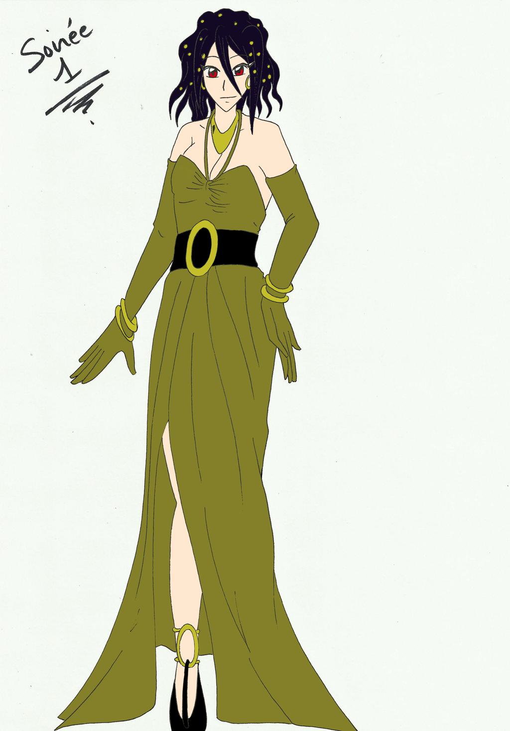liz dress up 2 tenue de soiree 1 by japanzelda on deviantart. Black Bedroom Furniture Sets. Home Design Ideas