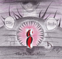 The Broken Mirror (Song) by TheChrisPony