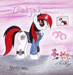 A Mare Called Blackjack (Metal)