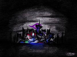 The Tunnels Beneath Hoofington (Horror Soundtrack) by TheChrisPony