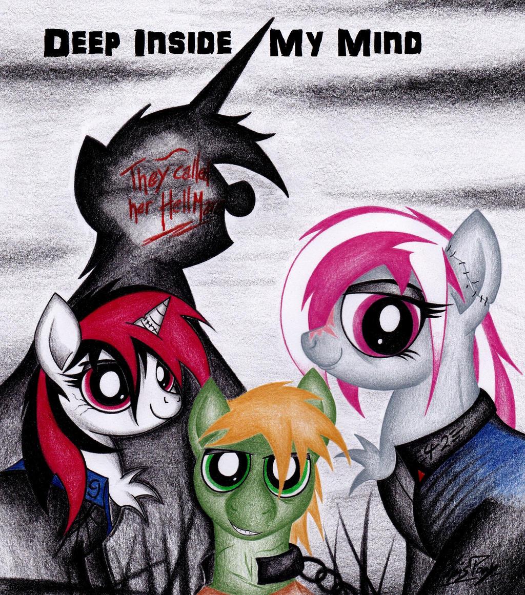 Deep Inside My Mind (Industrial / Nu Metal)