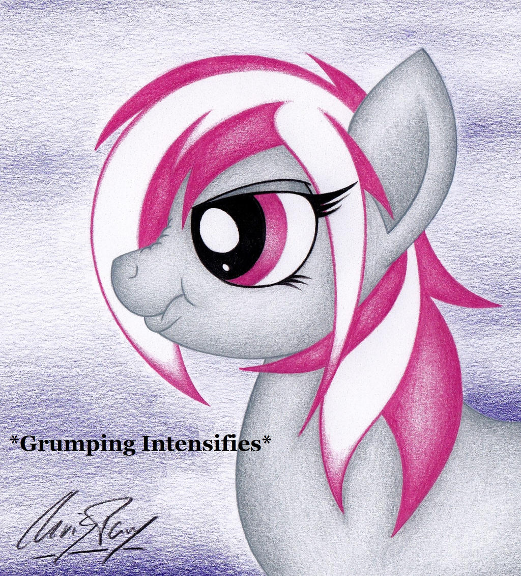 Grumping-Silver-Storm-Intensifies by TheChrisPony