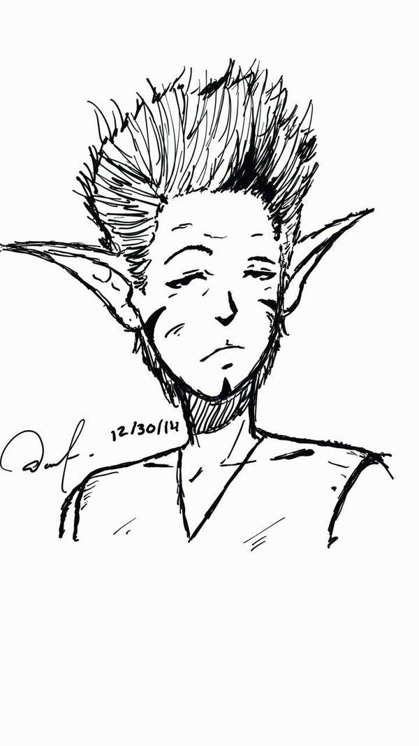 Elfin's huh? by danpfree