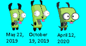 Gir (Oldest to newest)