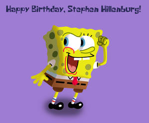 Stephen Hillenburg's Birthday
