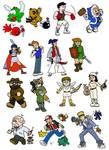 Old - Nintendo All-Stars