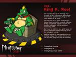 Nintober 002. King K. Rool