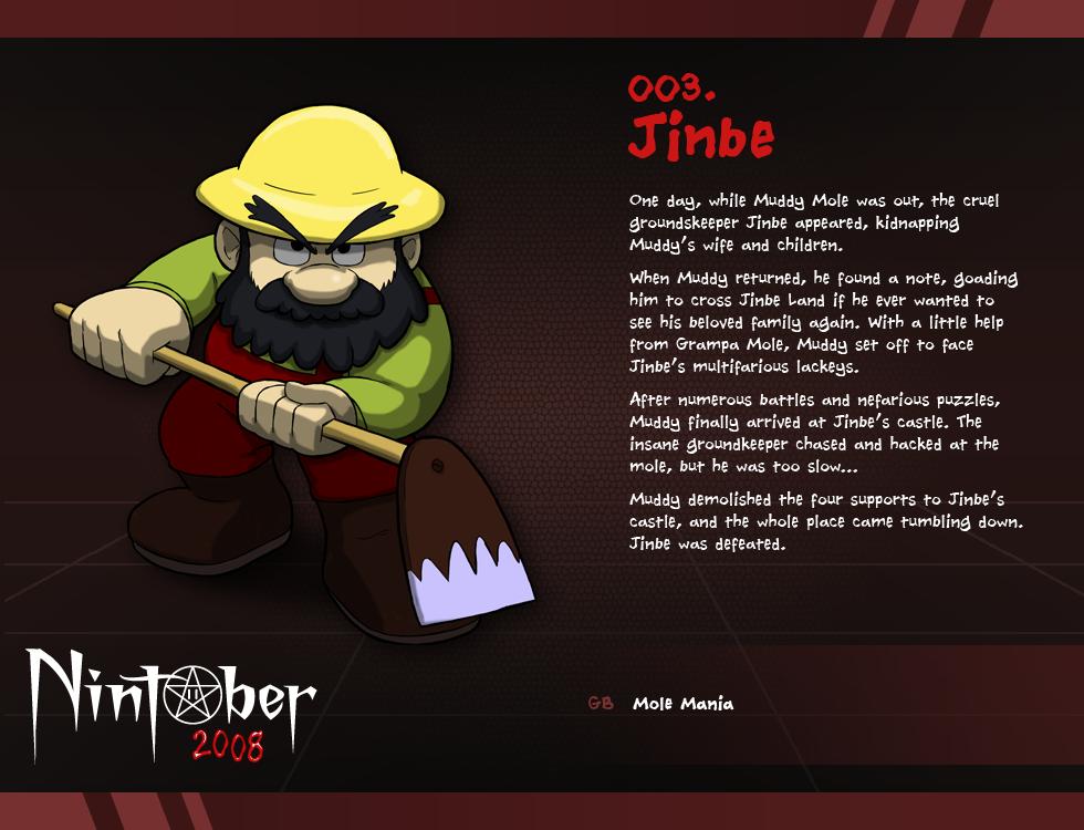 Nintober 003. Jinbe