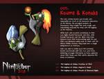 Nintober 005. Koume and Kotake