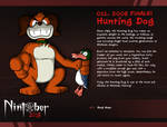 Nintober 011. Hunting Dog