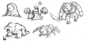 Sketchy: The Legend of Zelda