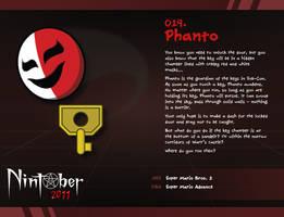 Nintober 019. Phanto by fryguy64