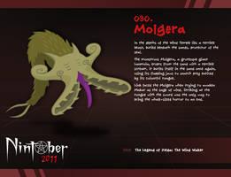 Nintober 030. Molgera by fryguy64