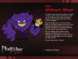 Nintober 037. Ultimate Ghost by fryguy64