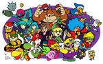 3DS Ambassadors - GBA Edition