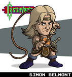 Simon Belmont (Castlevania)