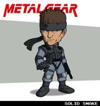 Solid Snake (Metal Gear)