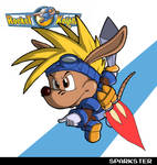 Sparkster (Rocket Knight Adventures)