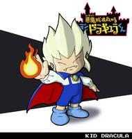 Kid Dracula by fryguy64