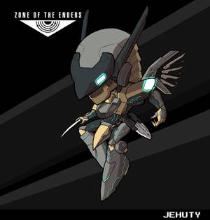 Jehuty (Zone of the Enders)
