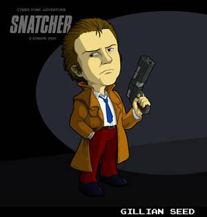 Gillian Seed (Snatcher)