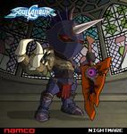 Nightmare (Soul Calibur) by fryguy64