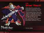 Nintober 054. Great Reaper