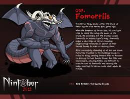 Nintober 057. Fomortiis by fryguy64