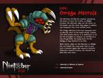 Nintober 069. Omega Metroid