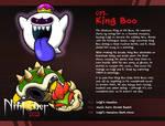 Nintober 075 - King Boo