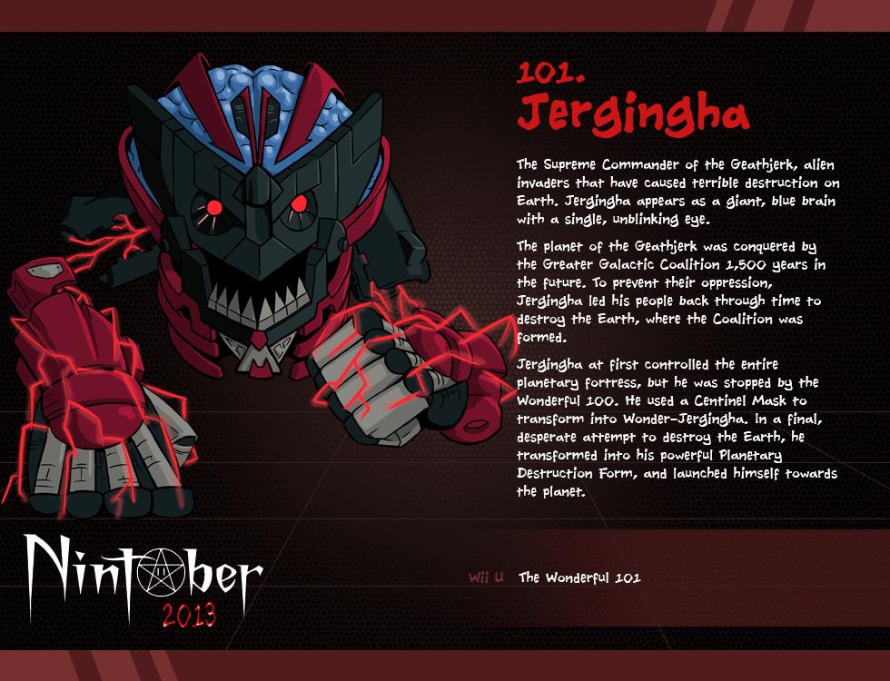 Nintober 101. Jergingha by fryguy64 on DeviantArt