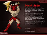 Nintober #113. Death Adder