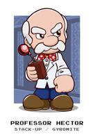 Professor Hector by fryguy64