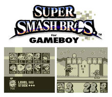 NF Magazine: Super Smash Bros. for Game Boy by fryguy64