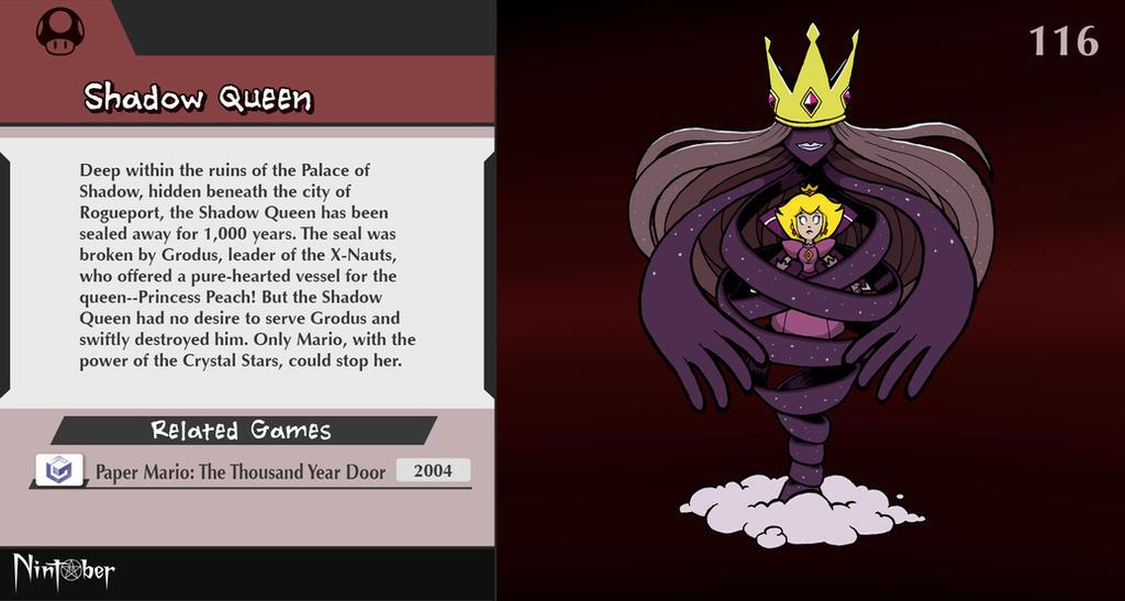 Nintober #116. Shadow Queen