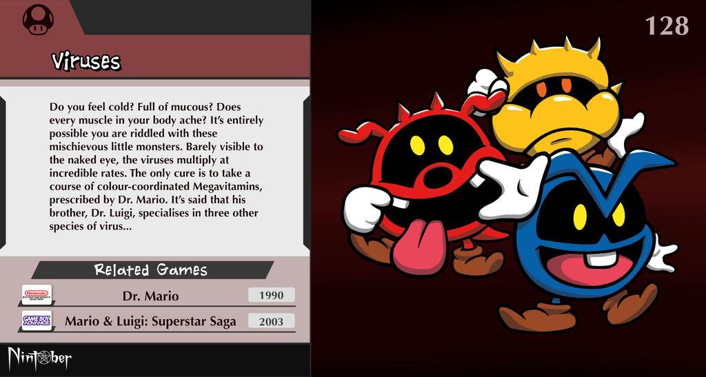 Viruses On Dr Mario Lovers Deviantart