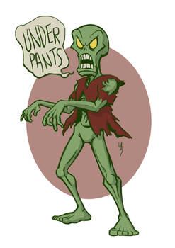 Alone in the Dark Zombie