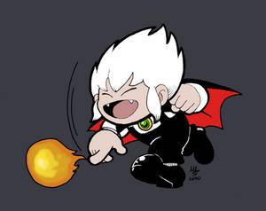 MONSTER HEROES No. 3: Kid Dracula