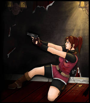 Resident Evil: Claire Redfield